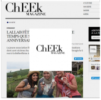 Cheek Magazine site internet