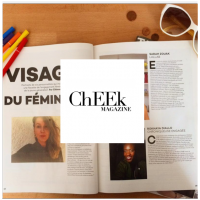 Cheek Magazine site internet.