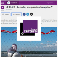 France culture Lallab voile