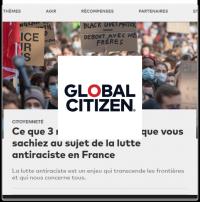 Global Citizen Lallab juin 2020