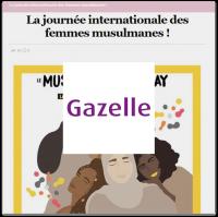 Lallab Gazelle Muslim Women's Day 2020