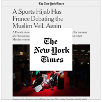 Lallab The New York Times Hijab Running
