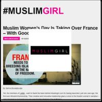 Muslim Girl Lallab