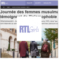 RTL Girls Lallab Muslim Womens Day 2019