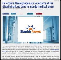 Saphirnews enquête urgences