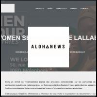 Alohanews Lallab Women SenseTour Bruxelles novembre 2019