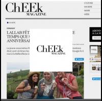 Cheek Magazine site internet