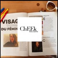 Cheek Magazine site internet.
