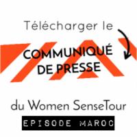 Communiqué de presse Maroc