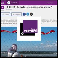 France culture Lallab voile