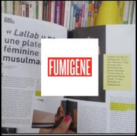 Fumigène Mag site internet