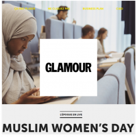 Glamour Lallab Muslim Women's Day 2019