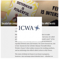 ICWA French Secularism Lallab