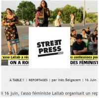 Lallab Streetpress