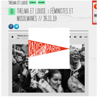 Lallab radio campus paris féministes et musulmanes novembre 2019