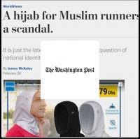 Lallab the washington post hijab running