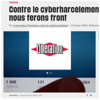 Libération Lallab cyberharcèlement