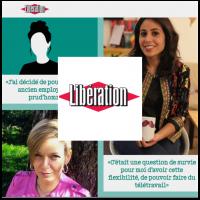 Libération Lallab endométriose femmes musulmanes travail