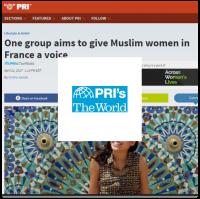 PRI The World site internet