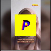 Period Loopsider Muslim Women's Day 2020 Lallab